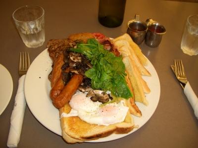 Das Englische Frühstück