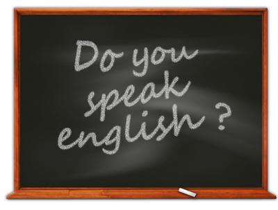 englisch sprechen