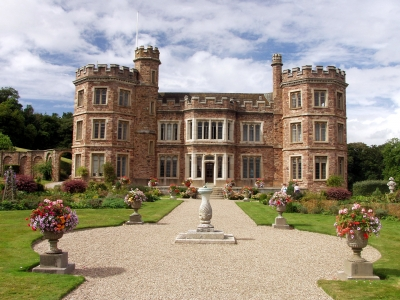 Mount Edgcumbe Country Park in Cornwall