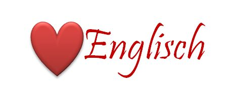 Englisch Liebe